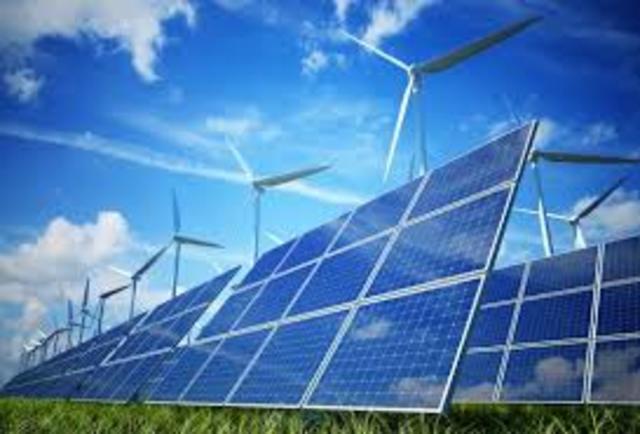 Nuevas fuentes de energía.