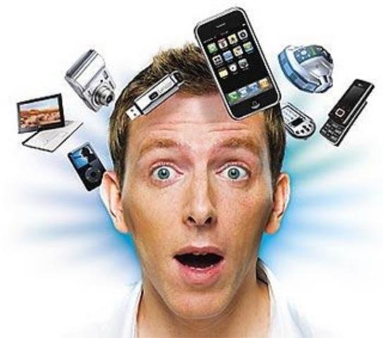 La Revolución del computador y el celular.