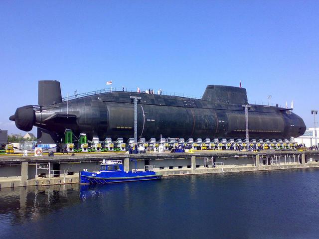Primer submarino atomico