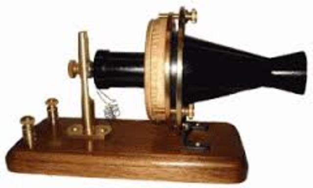 Premier système téléphonique