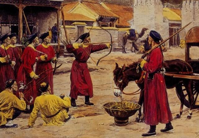 Manchu Threat