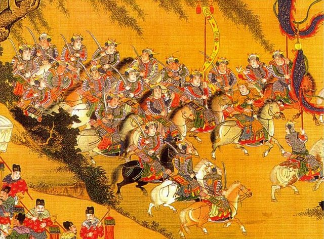 Ming Dynasty Rules