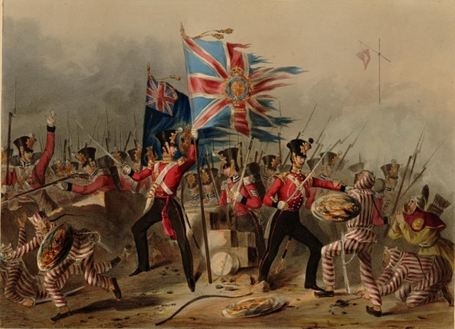 Europe wins Opium War
