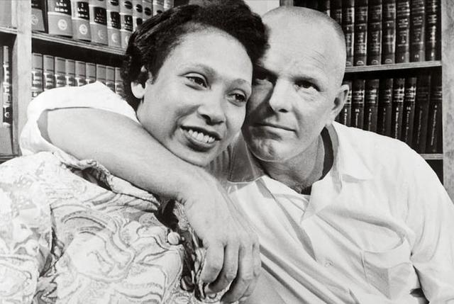 Virginia interracial marriage ban passed