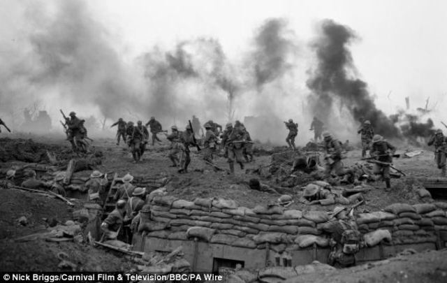 Bloody Battle of Somme
