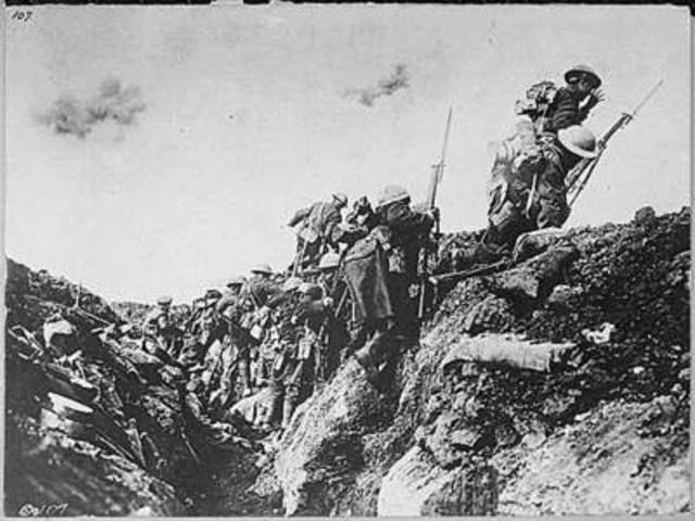 Conquest at Vimy Ridge
