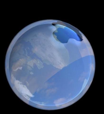 Aparicion de capa de ozono y la vida en la superficie de la Tierra