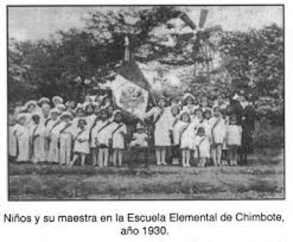 Creación de la Dirección General de Educación Física.