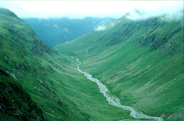 Formation of Valleys:Formed a long time ago but different valleys at different times so no exact time(Picture URL): http://www.memrise.com/mem/1380661/v-shaped-valleys/