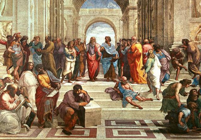 Nacimiento de la filosofia griega a las 23:59:42 seg