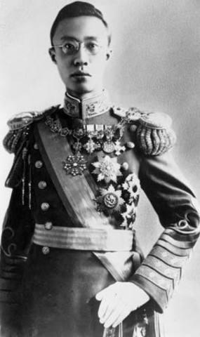 Last Emperor in China