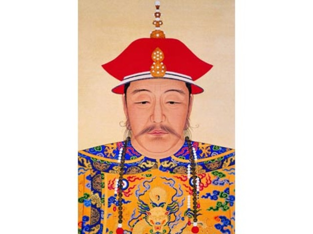 First Qing ruler