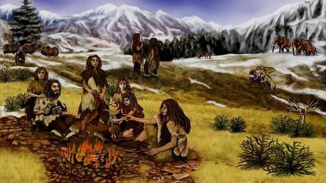 Dominio del fuego: homo erectus.23:01 horas y 36 segundos