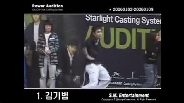 Key's audition