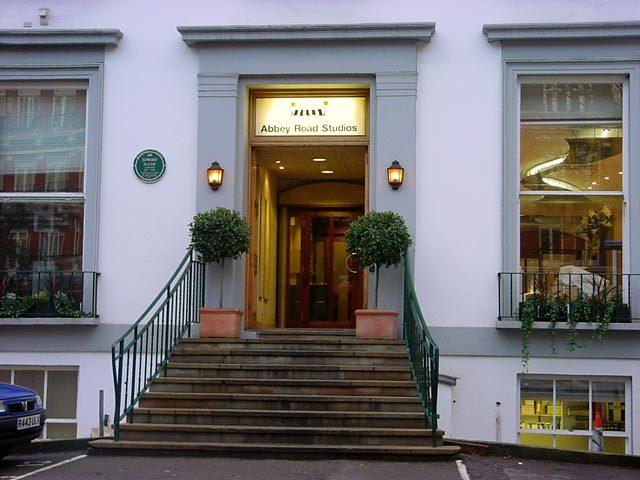Abbey Road Studios of Londres