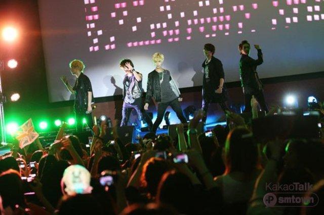 Concert in London.