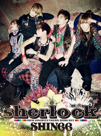 Sherlock japanes version.