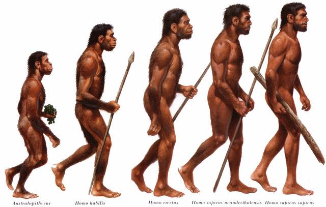 aparición del Homo sapiens.23:37 horas, 13 segundos y 27 milésimas