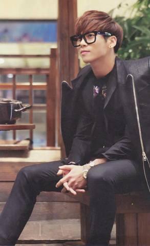 Jonghyun's accident.