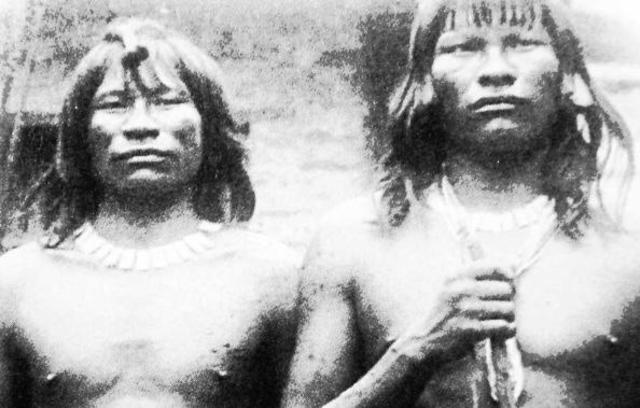 Hace 15.000 años - Primeros habitantes del continente