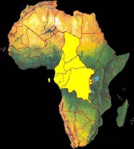 Dominación de África Central
