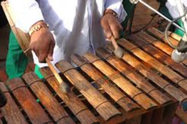 Sonido de la Marimba