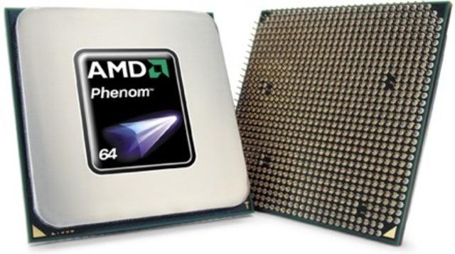 Los AMD Phenom II