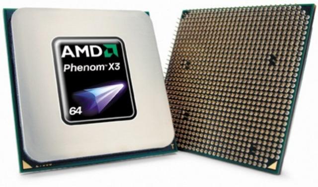 Phenom X3