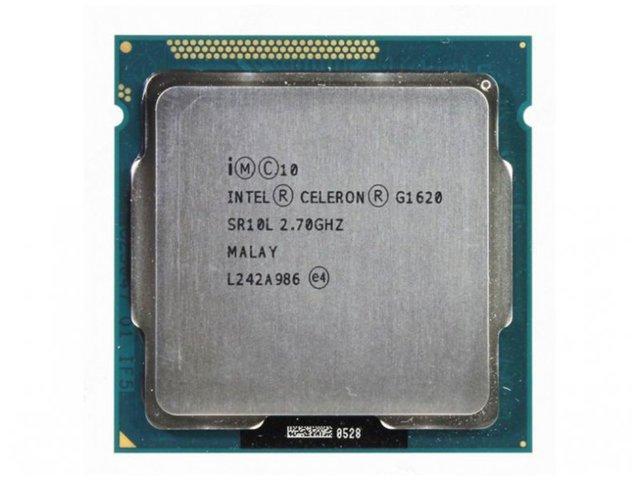 Celeron G1620.