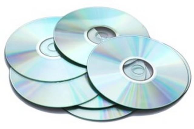 Naissance du CD
