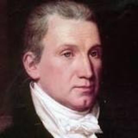 James Monroe Greatest Accomplishment and historical event