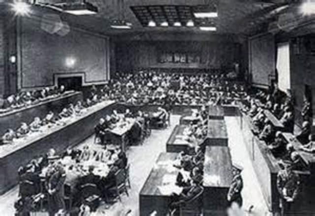 War Crimes Trials held in Nuremburg, Germany; Manila, Philippines and Tokyo, Japan.