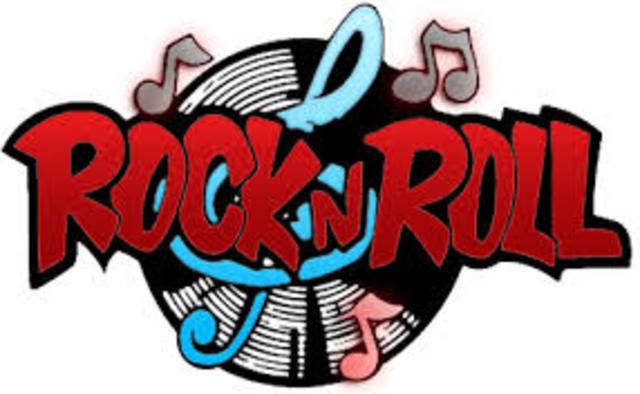 el rock and roll arriba a regne unit