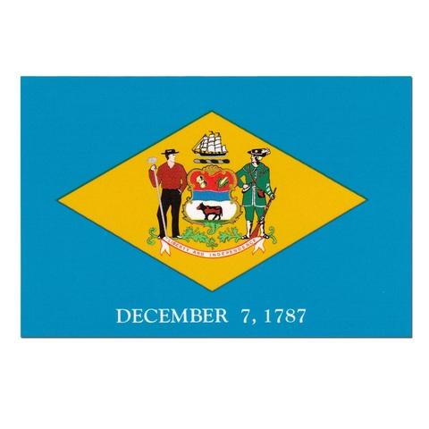 Delaware. December 7, 1787