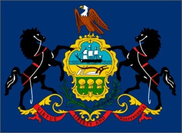 Pennsylvania.  December 12, 1787