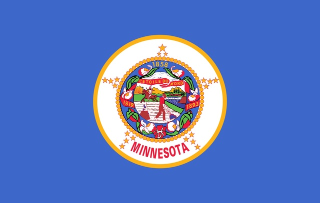 Minnesota.  May 11, 1858