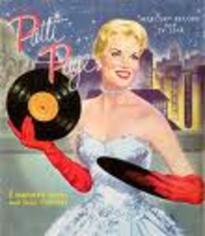 Patti Page ~ Tennessee Waltz (positive)
