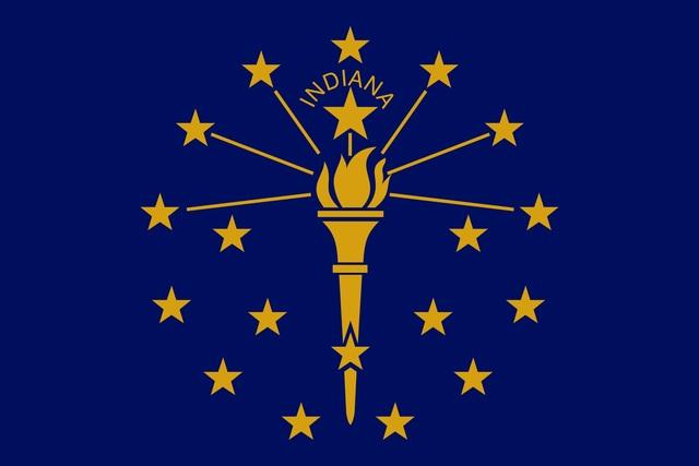 Indiana.  Dec 11, 1816