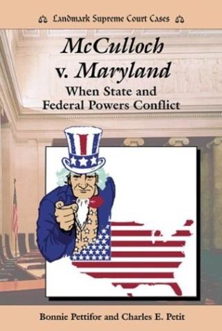 McCulloch vs Maryland.