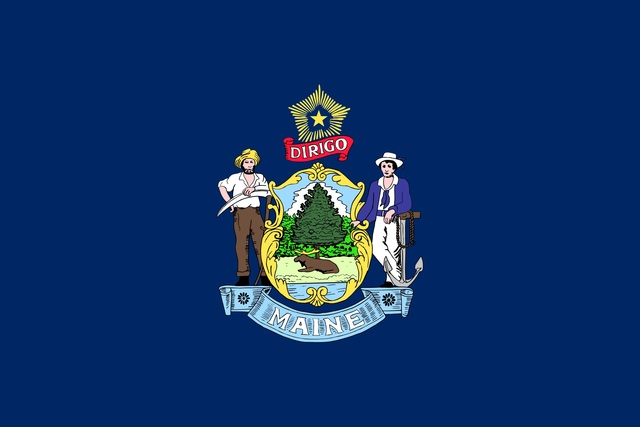 Maine.  March 15, 1820