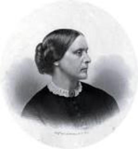 Susan B. Anthony.