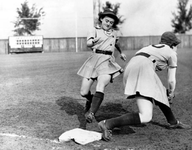 All American Girls Professional Baseball League
