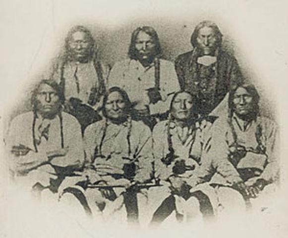 Cheyenne Uprising