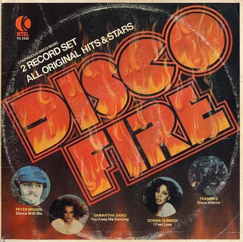 Us goes anti-disco? negative