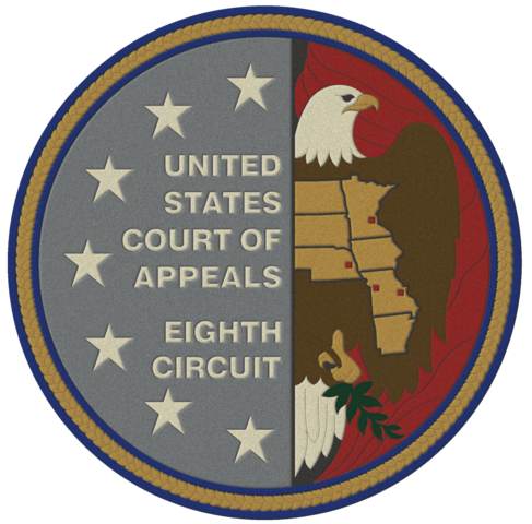 The Eighth Circuit Court of Appeals upholds Judge Miller's dismissal.