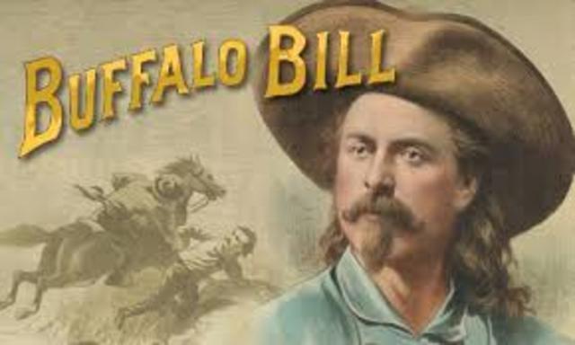 "Buffalo Bill's ""Wild West Show"""