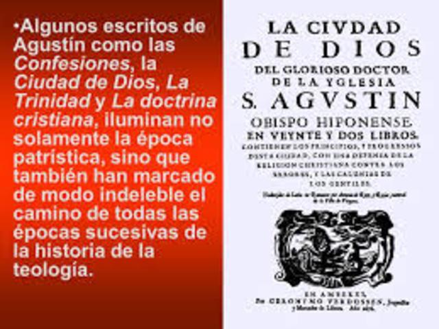 Escritos de San Agustín