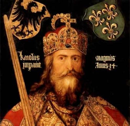 Carlo Magno 742-814
