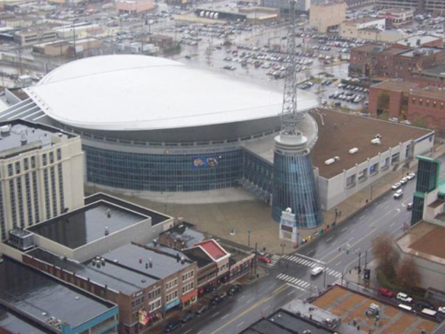Concert at Bridgestone Arena