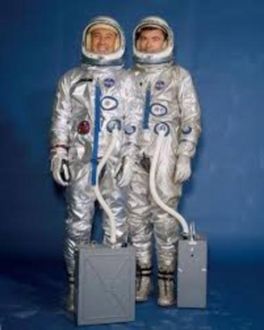 U.S.'s First Astronaut